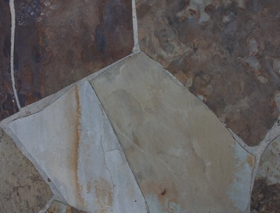 A close up CHEYENNE BLEND FLAGSTONE