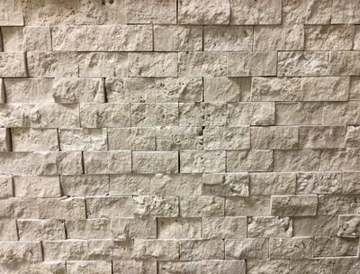 Mosaic - Beige Split Face