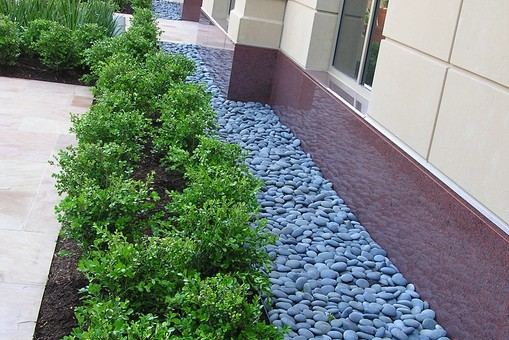 Mexican beach pebbles alamo stone for Beach rocks for landscaping