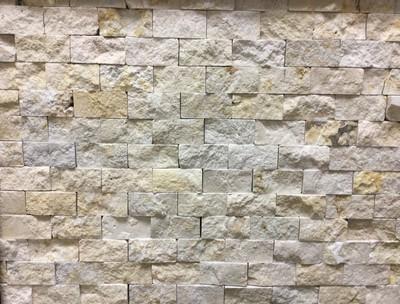 Mosaic Light Scabos Split Face Alamo Stone